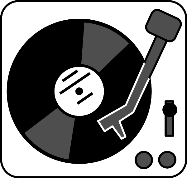 Record player clipart free png library download Free Turntable Cliparts, Download Free Clip Art, Free Clip ... png library download