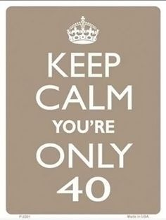 Turning 40 clip art banner library download Since I'll be turning 40 on February 29th, I think I need to keep ... banner library download