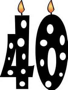Turning 40 clip art graphic Clipart 40 - ClipArt Best graphic