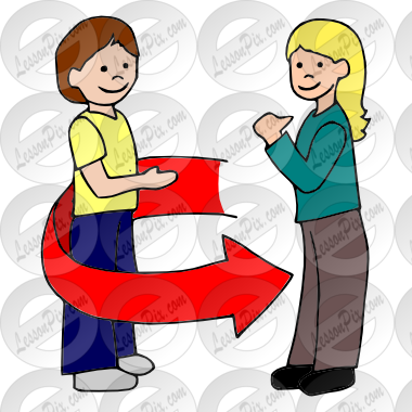 Turning around in class clipart image download Turning around in class clipart - ClipartFest image download