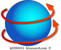 Turning globe clipart clipart freeuse Spinning globe Stock Illustration Images. 108 spinning globe ... clipart freeuse
