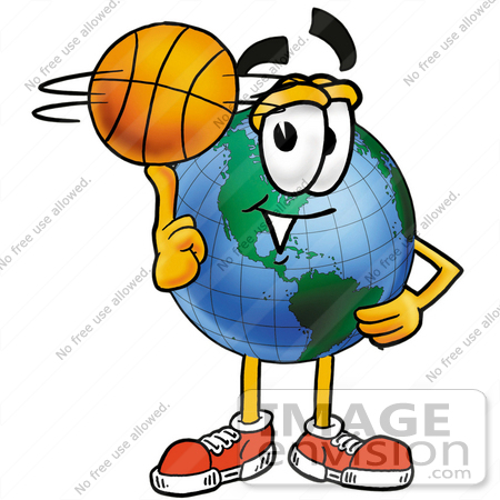 Turning globe clipart graphic Spinning globe clip art - ClipartFox graphic