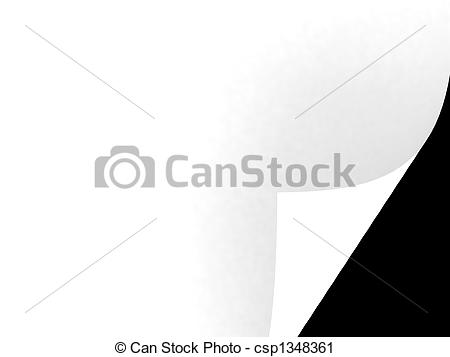 Turning page clipart