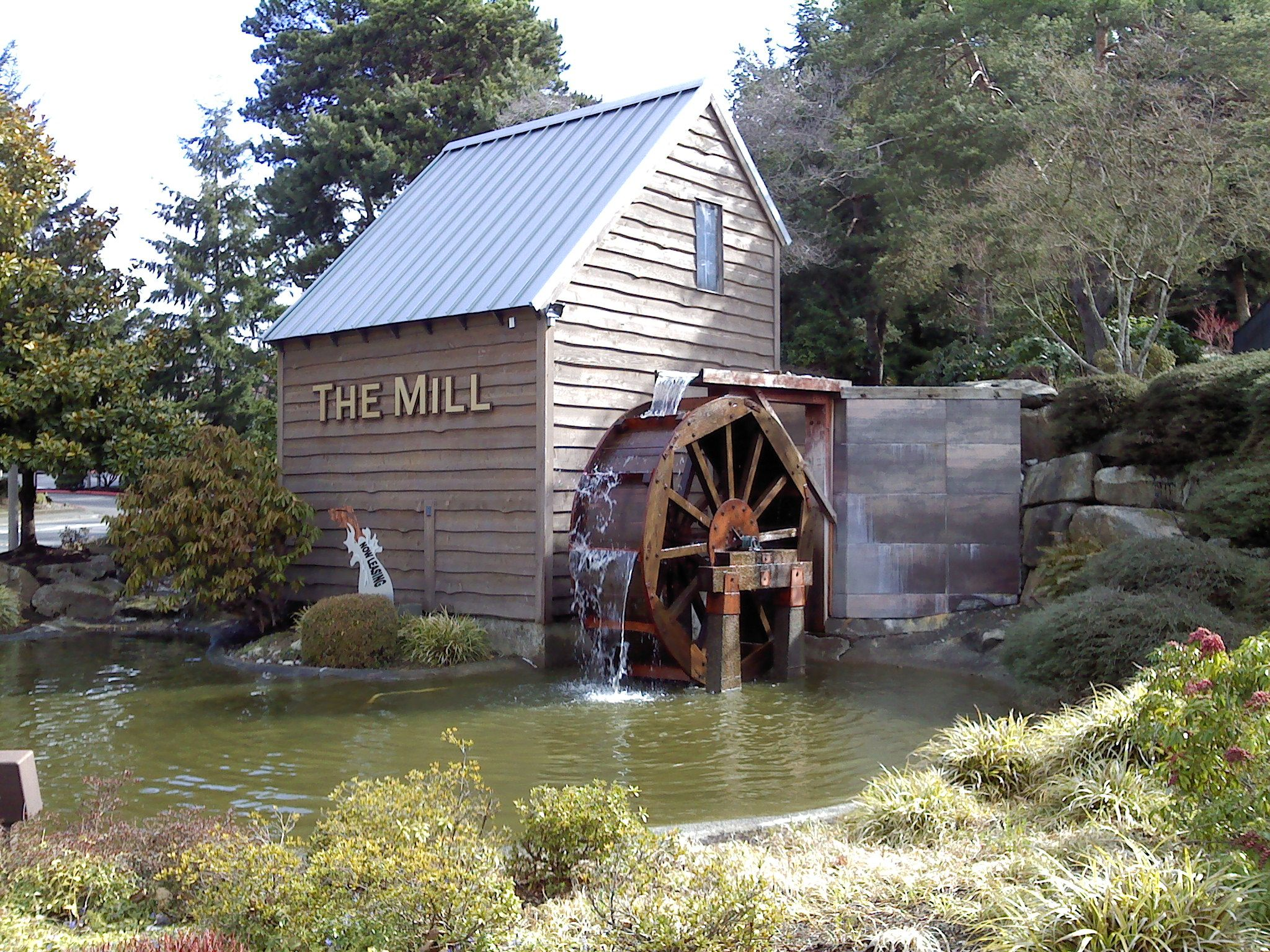 Turning water mill wheel clipart download water wheel mill in fall - Google Search | Water Wheel Mills ... download