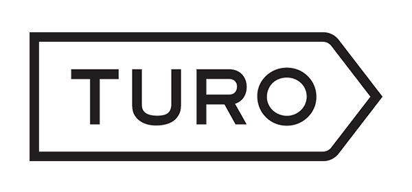 Turo logo clipart svg black and white stock Rent your car for money with Turo - Miami - AppJobs svg black and white stock
