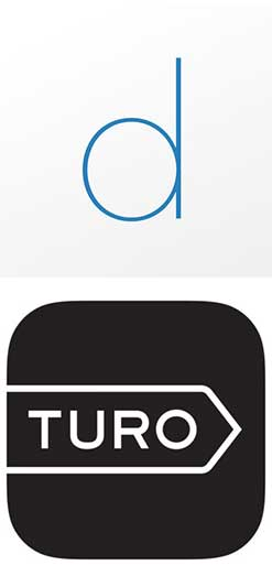Turo logo clipart vector free stock Expanding your app-titude: Duet and Turo vector free stock