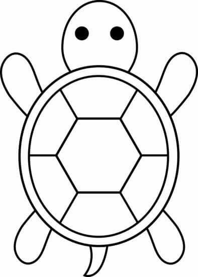 Turtle clipart easy image freeuse Turtle Outline   Free download best Turtle Outline on ... image freeuse