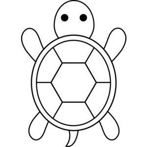 Turtle clipart easy clip transparent Turtles clipart black and ...   Sandy\'s Board   Easy ... clip transparent