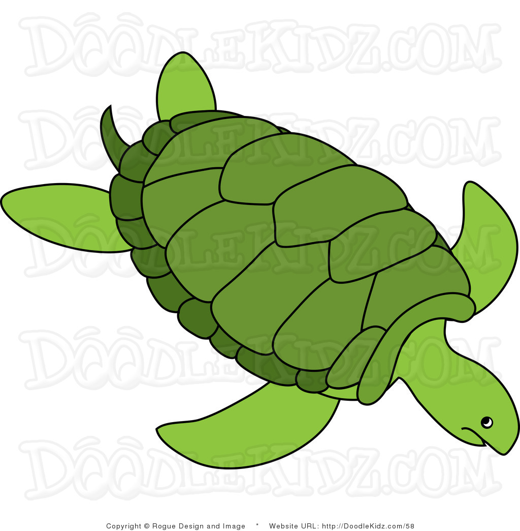 Turtle clipart jpeg image black and white download Cute Sea Turtle Clipart - Clipart Kid image black and white download