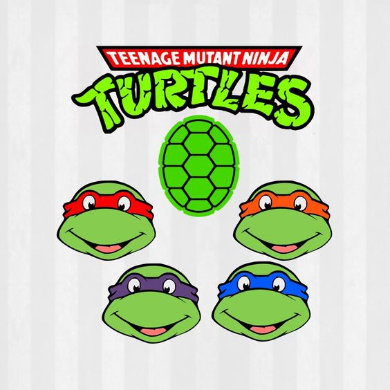 Turtle clipart svg png royalty free stock TMNT SVG Files bundle, SVG Files, png Files, tmnt clipart, teenage ... png royalty free stock