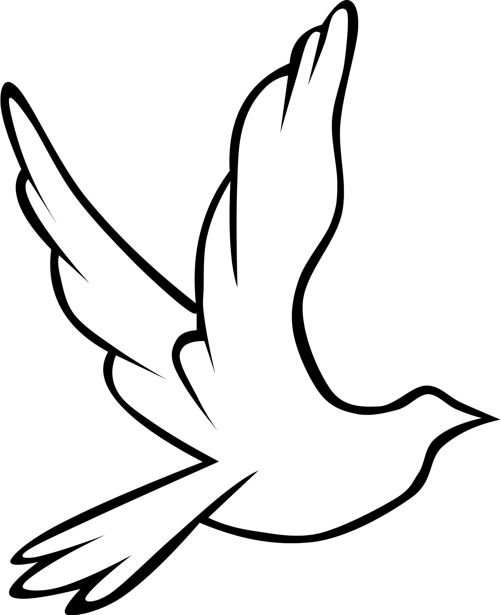 Turtle dove clipart free picture black and white download Turtle Dove Drawing at PaintingValley.com | Explore ... picture black and white download