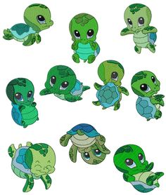 Turtle hatchling clipart clip royalty free 7 Best Turtles Turtles and More Turtles images in 2015 ... clip royalty free