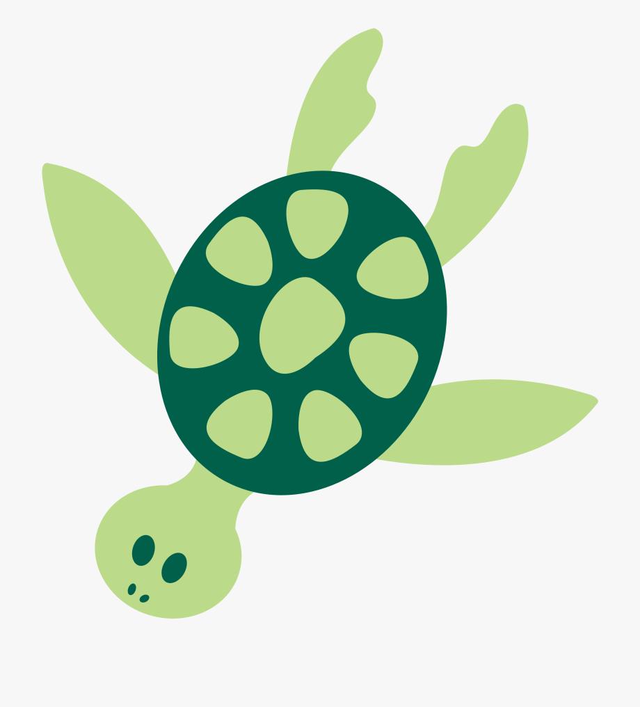 Turtle in the oceab clipart vector Sea Turtle Clipart Png #15307 - Free Cliparts on ClipartWiki vector