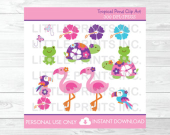 Turtle mama and baby clipart picture free download Mama & Baby Animal Clipart Elephant Whale by LittlePrintsParties picture free download