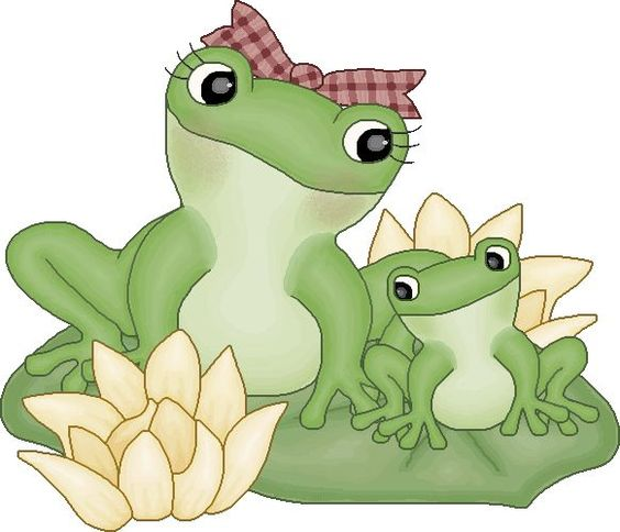 Turtle mama and baby clipart clipart transparent stock ♛ Christine Staniforth ♛༻ | Frogs »✽« | Pinterest | Frogs and ... clipart transparent stock