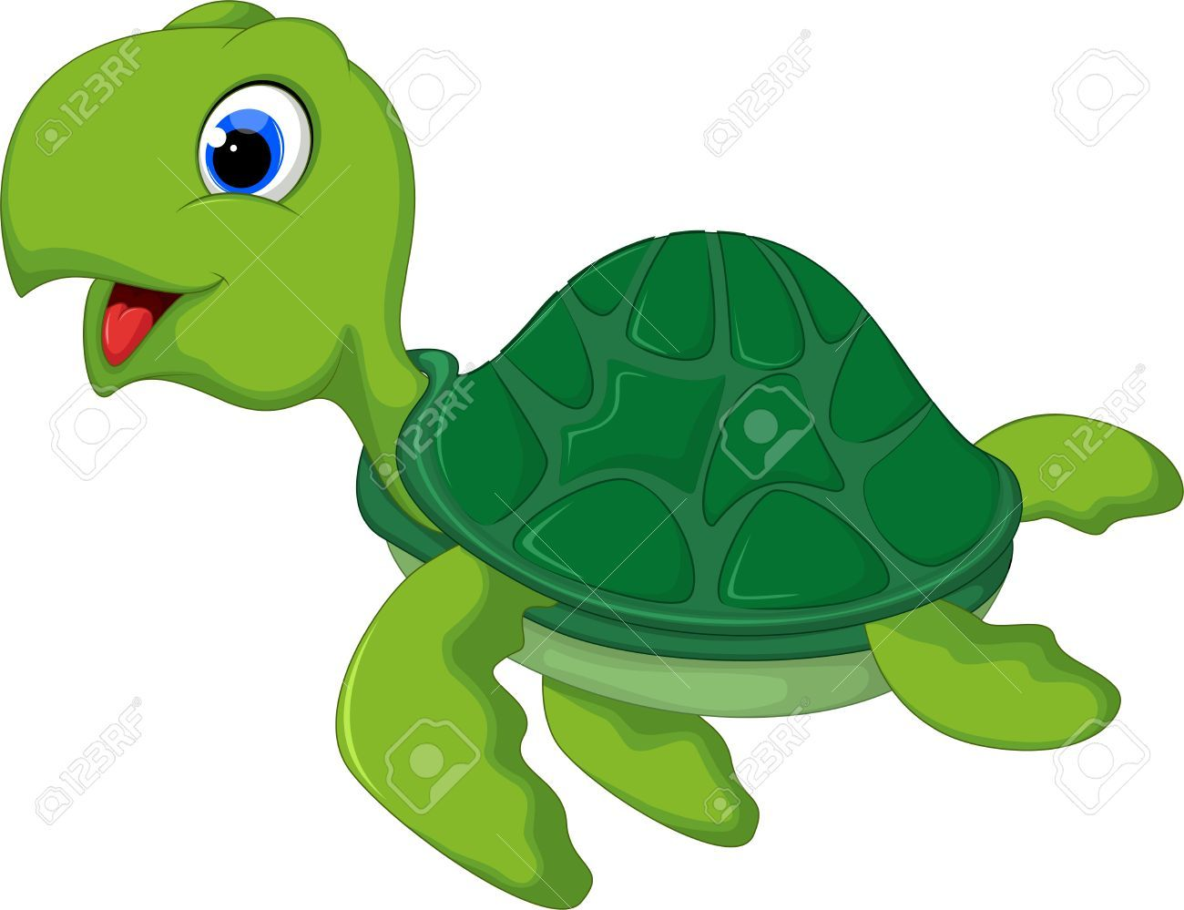 Turtle secretary clipart royalty free download Sea turtle cartoon clipart 1 » Clipart Portal royalty free download