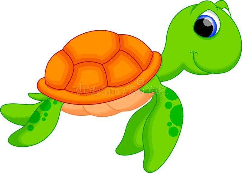 Turtle secretary clipart svg royalty free library Sea turtle cartoon clipart 4 » Clipart Station svg royalty free library