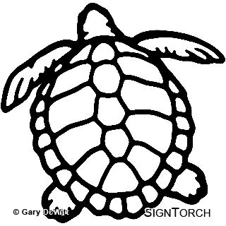 Turtle shell clipart svg free stock Turtle with initials carved into shell clipart cuttale vector file ... free stock