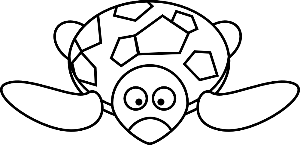 Turtle stuffed animal clipart black and white banner library download Stuffed Animal Clipart Black And White (94+ images in ... banner library download