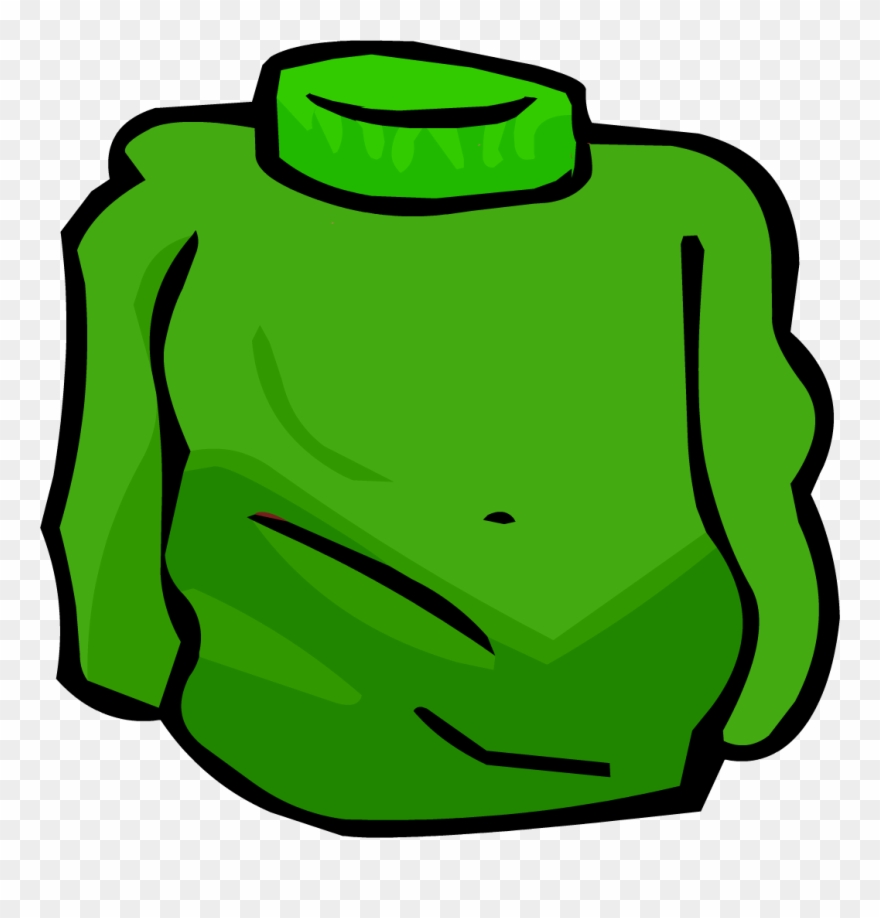 Turtleneck clipart clip free library Green Turtleneck Clipart (#2876509) - PinClipart clip free library