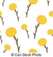 Tussilago clipart jpg free library Tussilago Vector Clipart Royalty Free. 15 Tussilago clip art ... jpg free library