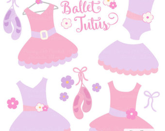 Tutu clipart etsy clip library stock Clipart tutu collection clip library stock