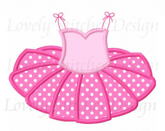 Tutu clipart etsy jpg royalty free Ballerina Tutu Clipart   Free download best Ballerina Tutu ... jpg royalty free