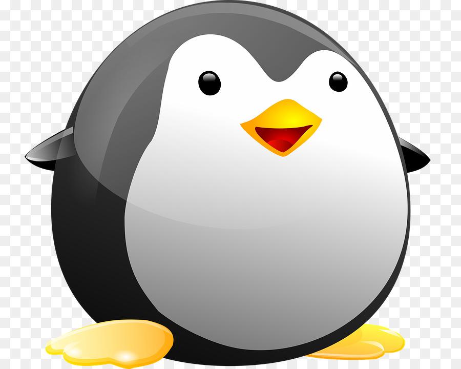 Tux penguin clipart png stock Penguin Cartoon clipart - Penguin, Bird, Yellow, transparent ... png stock