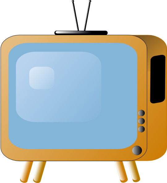 Television clipart vector image free download Free TV Cliparts, Download Free Clip Art, Free Clip Art on ... image free download