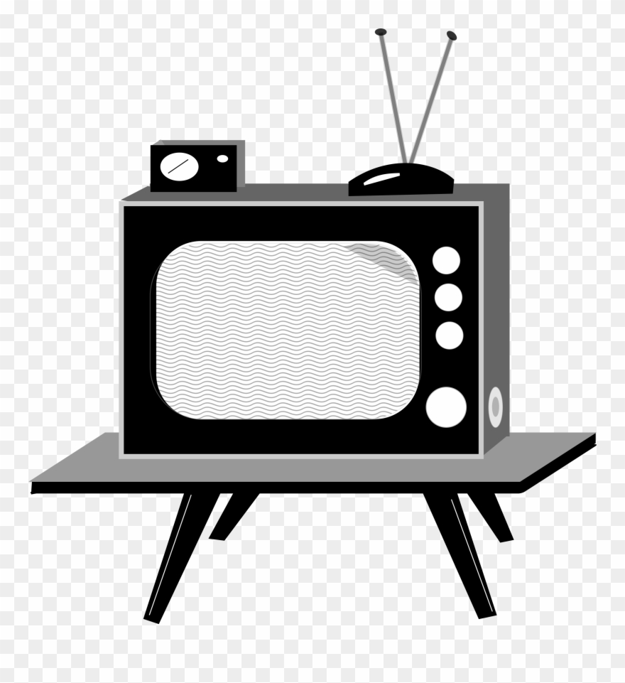 Tv clipart pictures picture royalty free library Tv Shows Clipart Old School Tv - Tv Anos 60 - Png Download ... picture royalty free library