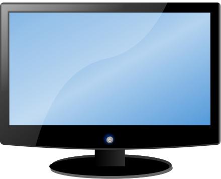 Tvs clipart vector library Tv Clip Art Free | Clipart Panda - Free Clipart Images vector library