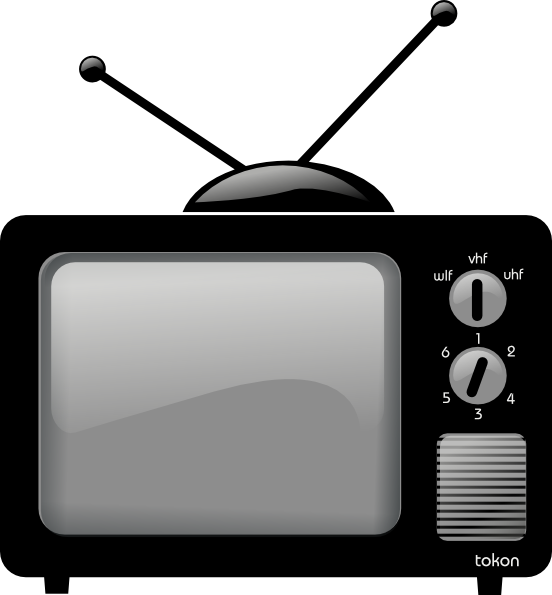 Tvs clipart graphic library download Old Television Clip Art at Clker.com - vector clip art ... graphic library download