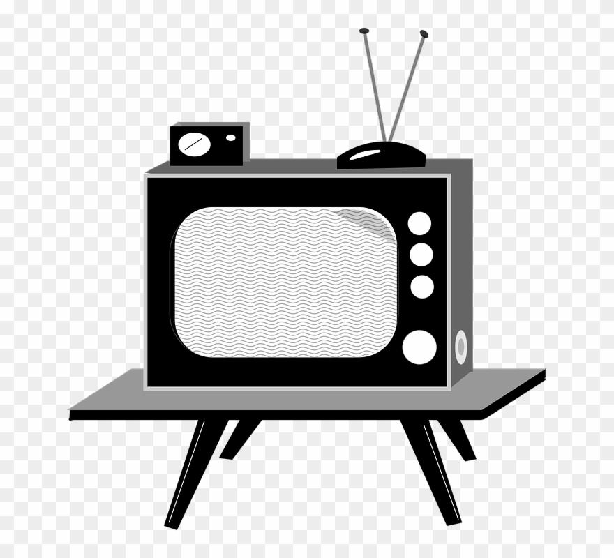 Tvs clipart freeuse Tv Set Cartoon Clipart (#1368833) - PinClipart freeuse