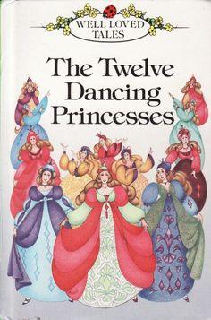 Twelve dancing princesses clipart svg stock 152 Best TWELVE DANCING PRINCESS images in 2019   Children\'s ... svg stock
