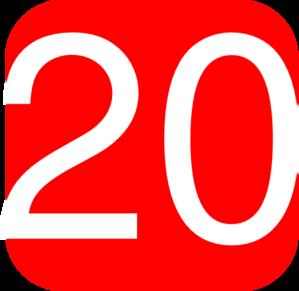 Twenty clipart clip art free library Free Number 20 Cliparts, Download Free Clip Art, Free Clip ... clip art free library