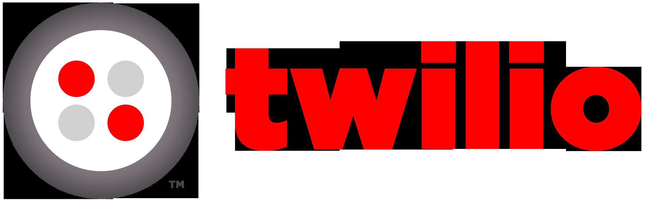 Twilio logo clipart