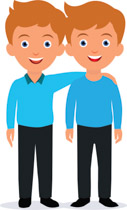 Twins images clipart picture free library Search Results for twin - Clip Art - Pictures - Graphics ... picture free library