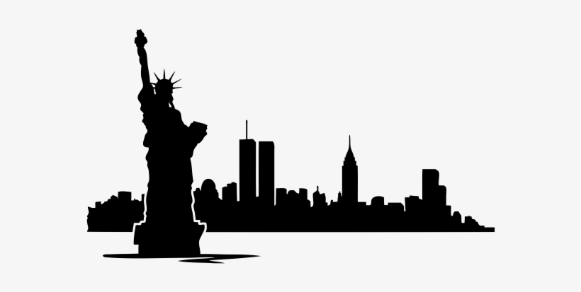 Library Of Twin Towers Banner Freeuse Download New York