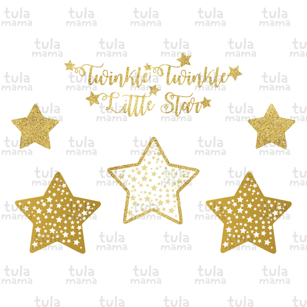 Twinkle twinkle clipart picture royalty free Twinkle Twinkle Little Star Baby Shower Clip Art picture royalty free