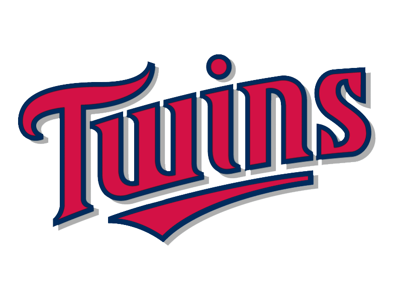 Twins baseball clipart black and white download Minnesota Twins Logo PNG Transparent & SVG Vector - Freebie Supply black and white download