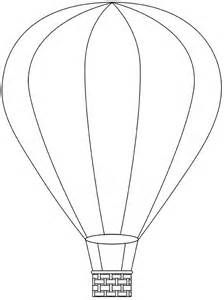 Twins floting down in hotair bollon clipart picture royalty free library hot air balloon printable template | Free Digital Hot Air ... picture royalty free library