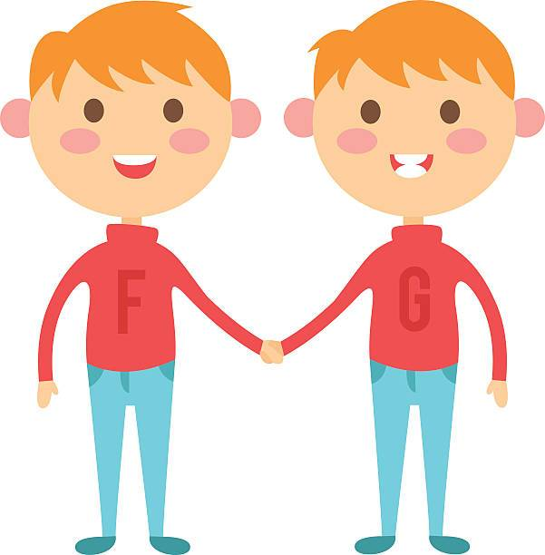 Twins images clipart image transparent stock Twins clipart 5 » Clipart Portal image transparent stock