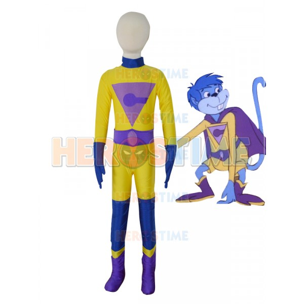 Twins superheroes clipart picture black and white download Kids Gleek Super Friends Wonder Twins Superhero Costume picture black and white download