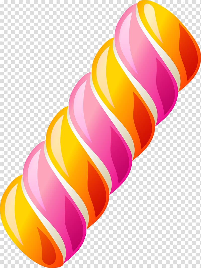 Twisted christmas balloon clipart picture transparent Pink and orange twisted candy illustration, Lollipop ... picture transparent