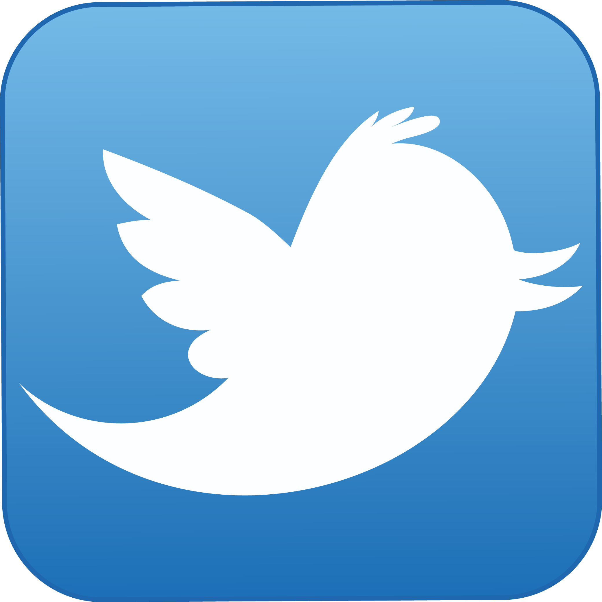 Twitter app clipart graphic Twitter App Icon Png #103613 - Free Icons Library graphic