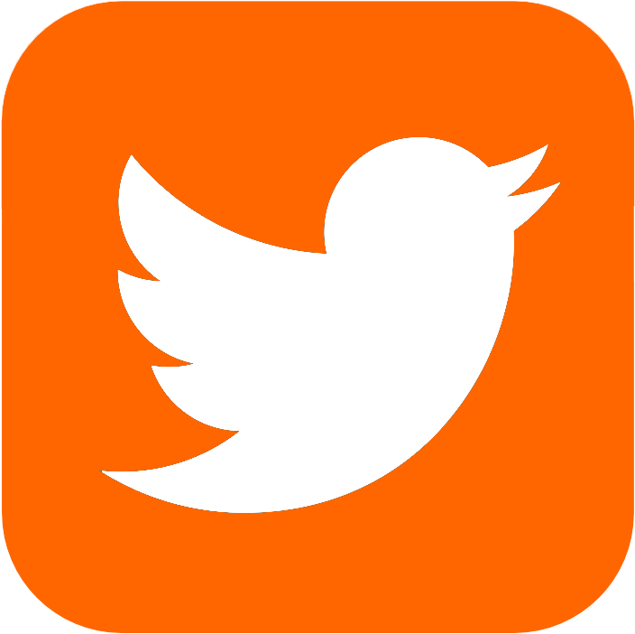 Twitter app clipart clipart freeuse library Twitter Logo Button - Twitter App Logo Transparent Clipart ... clipart freeuse library
