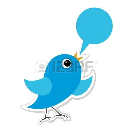Twitter bird clipart clip art library library 492 Twitter Bird Stock Illustrations, Cliparts And Royalty Free ... clip art library library