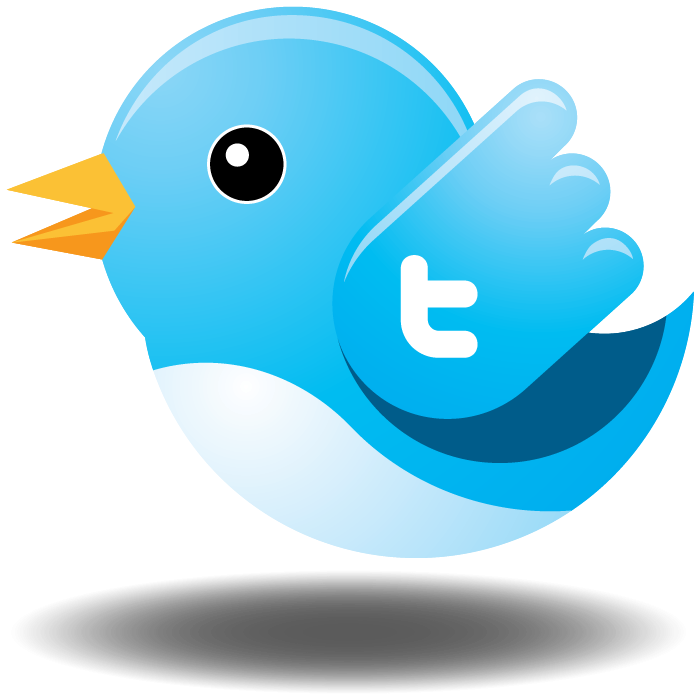 Twitter logo clipart free download