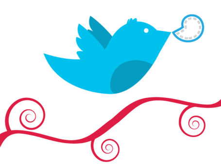 Twitter bird clipart free graphic library library Free Twitter Bird Clipart and Vector Graphics - Clipart.me graphic library library
