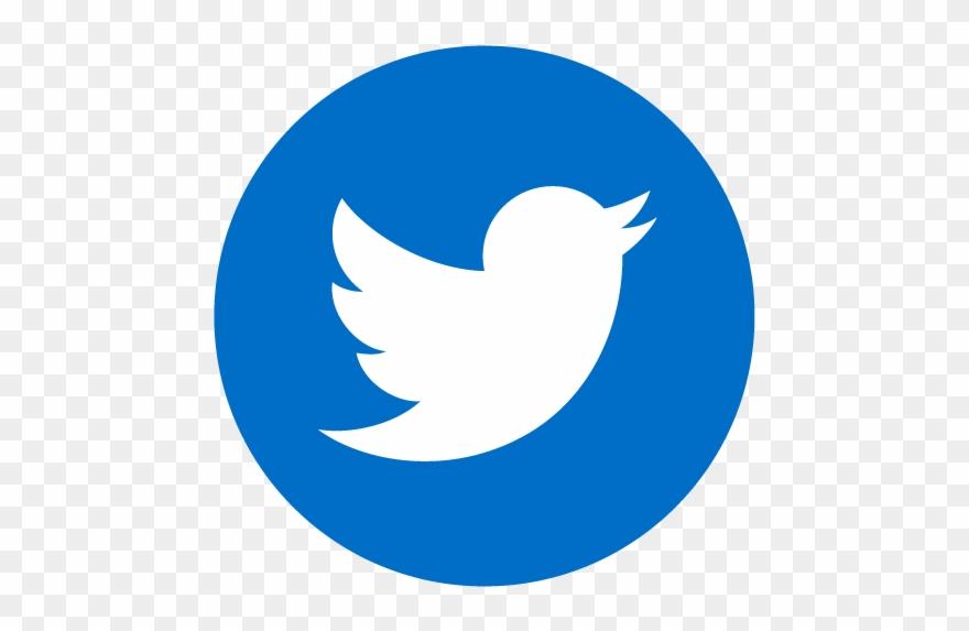Twitter clipart image clip art royalty free Moran Twitter Link - Twitter Bird Logo Circle Clipart ... clip art royalty free